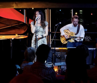 Concert Brisbane Jazz Club -Australian Tour